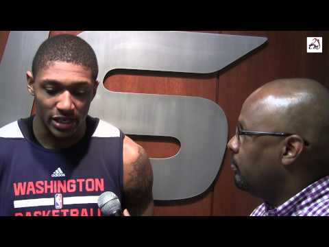 Talk To me Quick Chats with Bradley Beal of the Washington Wizards