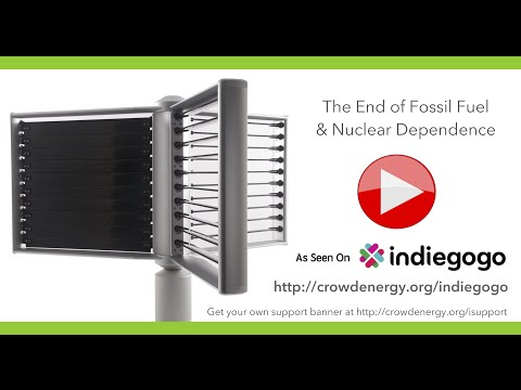 Ocean Energy Turbine #Kickstarter