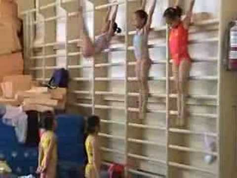 Gymnastic camps: training or torture?