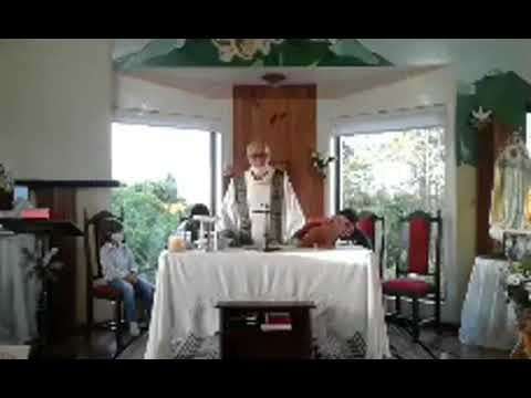 Santa Missa | 14.01.2021 | Quinta-feira | Padre José Sometti | ANSPAZ