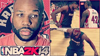 NBA 2K14 PS4 My Career Full Game How To Make Your Team