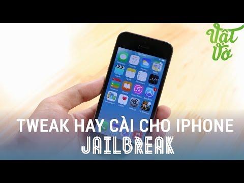 Vật Vờ - 5 tweaks ứng dụng hay nên cài trên iPhone sau khi jailbreak