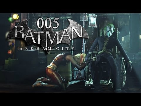 BATMAN: ARKHAM CITY #005 - Kranker Joker [HD+] | Let's Play Batman: Arkham City