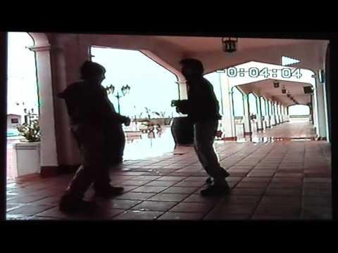 PELEAS CALLEJERAS - ENTRENAMIENTOS EN MALAGA - 2005 - Andrew & Steven Dasz - www.kungfugrupo.com