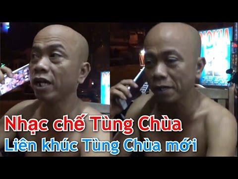 Tùng Chua troll điện thoại hài bá đạo - Liên khúc nhạc chế Tùng Chùa 2017
