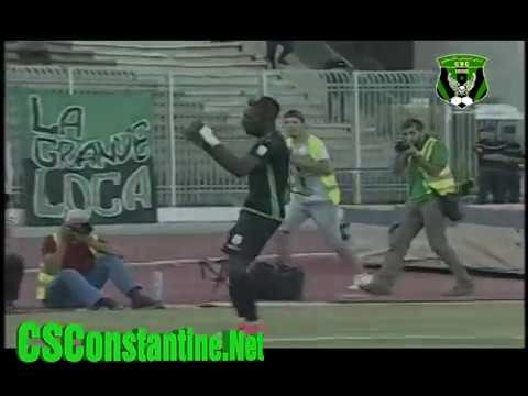 CSC 1 - USMBA 0 : Le but du match