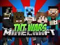 Minecraft: TNT WARS!