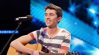 Ryan O'Shaughnessy No Name Britain's Got Talent 2012