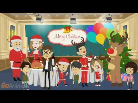 Derek Gets Grounded For Christmas