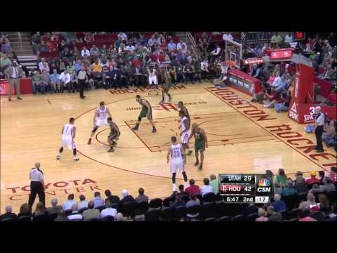 Jeremy Lin ( 17 PTS ) vs. Utah Jazz (3-17-2014)