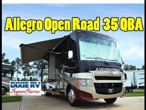 2013 Tiffin Allegro Gas Open Road 35 QBA For Sale At Dixie RV In Hammond LA - Jeff Hilliard