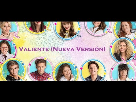 youtube video Soy Luna 2 - Letra Valiente (Nueva Versión) to 3GP conversion