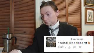 I React to Mean Comments