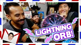 Lightning Orb! (Teehee Time)
