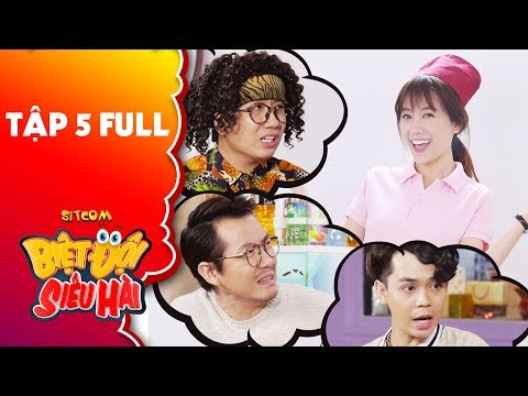 Biệt đội siêu hài   Tập 5 full: Thú cưng của Hari khiến Phát La, Tuấn Kiệt