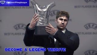 Pro Evolution Soccer Become A Legend