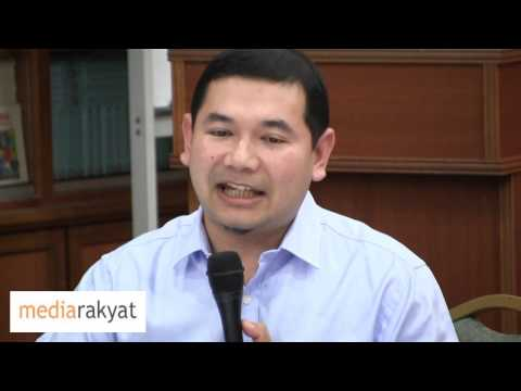 Rafizi Ramli: You Cannot Compete With UMNO On Who Can Be More Racist