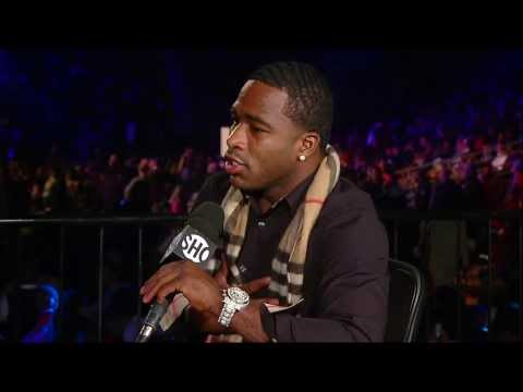Adrien Broner on Loss to Maidana and Being the