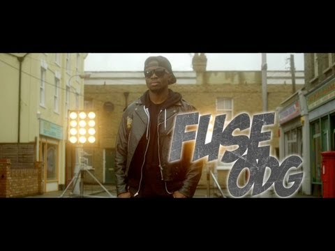 Fuse ODG - Antenna Ft. Wyclef Jean (Azonto Official Music Video)