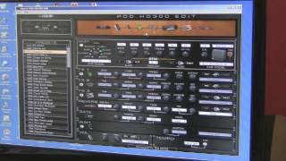 Line 6 POD HD 300 Demo