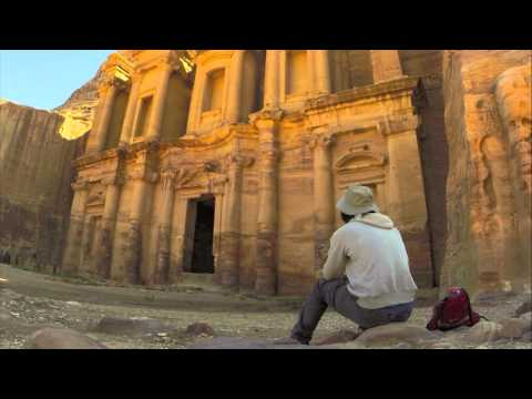 Traveling Jordan: Ruins and Desert