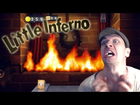 Little Inferno Part 4 | GAMECEPTION! | Amazing Indie Game Gameplay/Commentary