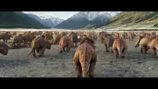 """Walking With Dinosaurs: The 3D Movie """"Character Shorts"""