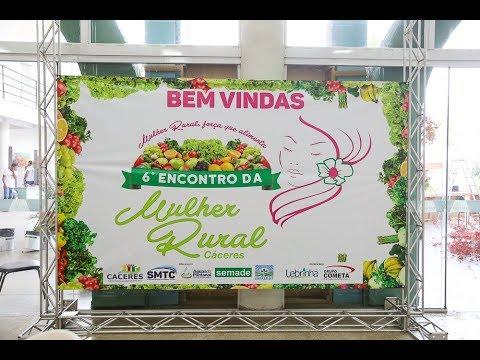Prefeitura realiza o maior encontro das mulheres rurais de Cáceres