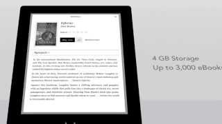 Introducing Kobo Aura HD
