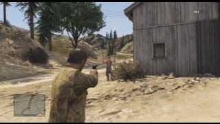 Game | GTA 5 Larry Tupper Location! GTA V | GTA 5 Larry Tupper Location! GTA V
