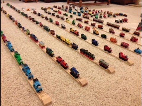 Thomas Wooden Railway Collection (#4)