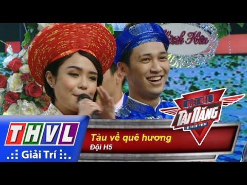 THVL   Biệt đội tài năng - Tập 2: Tàu về quê hương - Đội H5