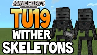 Minecraft (Xbox 360/PS3) TU19 UPDATE! WITHER SKELETON