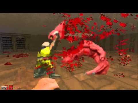 Brutal Doom: месть космопеха