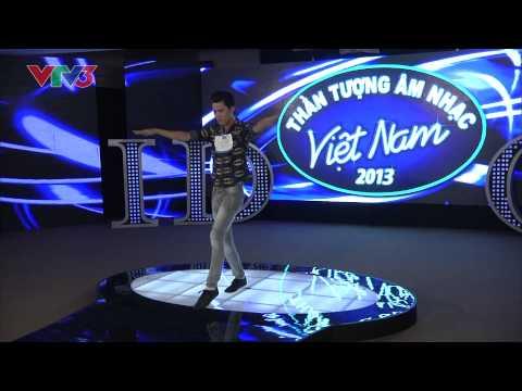 Vietnam Idol 2013 - Thí sinh nhảy theo điệu nhạc của GK Mỹ Tâm