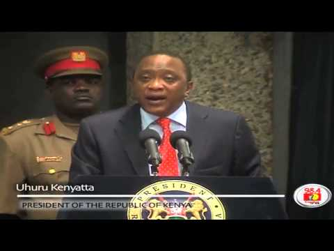 Uhuru: parastatal chiefs must take 20pc pay cut