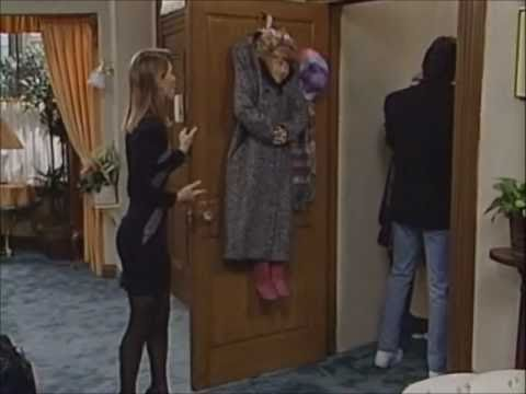 Full House Stephanie Drives Joey S Car Into The Kitchen