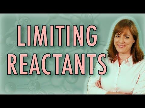 Chemistry: Limiting Reactants aka Limiting Reagents  2 example problems | Homework Tutor
