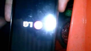COMO HACER UN HARD RESET A LG P870 (BIEN EXPLICADO )