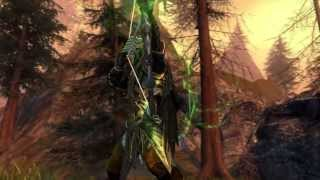 Neverwinter - Hunter Ranger Reveal Trailer