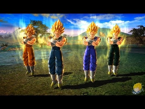 Dragon Ball Z: Battle of Z - | Super Vegito DLC Gameplay |【FULL HD】