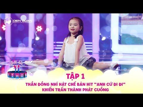 Biệt tài tí hon | tập 1: Thần đồng 5 tuổi hát chế bài hit