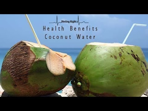 Health Benefits Coconut Water