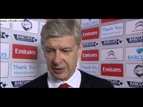Arsenal 3 0 Newcastle: Arsene Wenger says title was lost to injuries