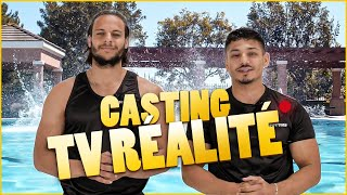 CASTING TV REALITE TRANSFORMATION PHYSIQUE !
