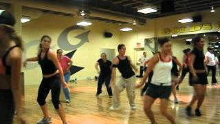 Tari Mannello Hip-Hop Dance Choreography to Eve, Party & Bull$%it at Gold's Gym 2005 Part 2