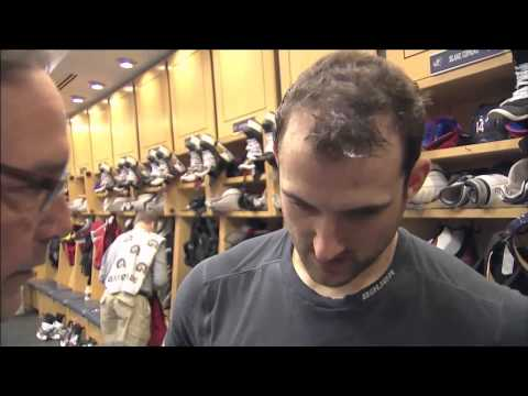 Post-Game Interview: Nick Foligno
