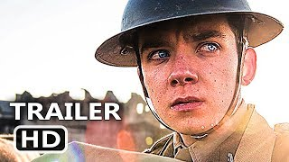 JΟURNЕY'S ЕND Official Trailer (2018) Asa Butterfield, Paul Bettany Movie HD