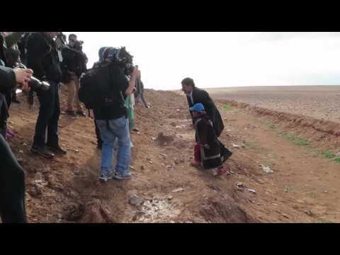 Malala -Jordanian-Syrian border