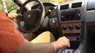 Тест драйв Dodge Avenger 2.4